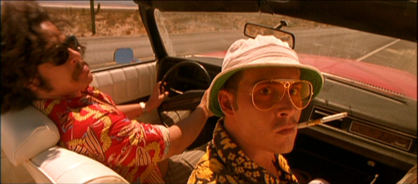 fear and loathing in las vegas - Decadent Lifestyle