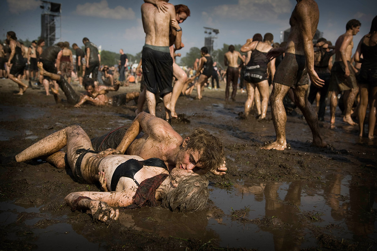 naked at woodstock