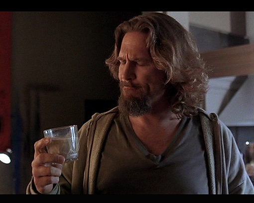 THIS DUDE ABIDES...