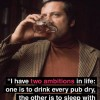 oliver reed 2 quote