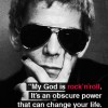 lou reed quote